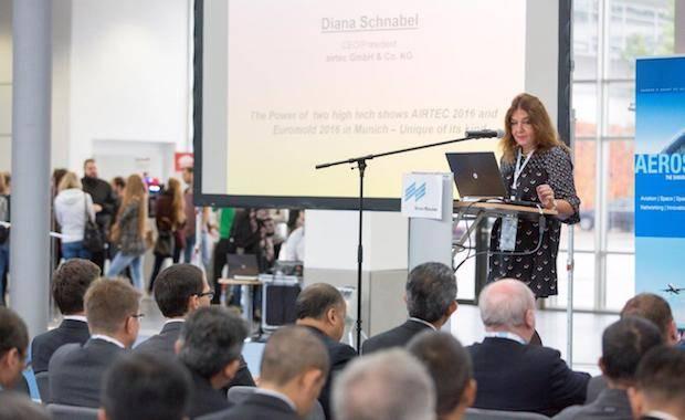 Bild von Luft- und Raumfahrtmesse und Produktentwicklungsmesse präsentieren sich gemeinsam 2016 in München