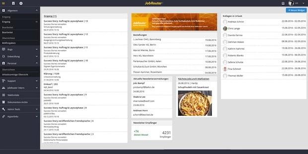 Bild von JobRouter® 4.0 erleichtert mobiles Arbeiten und optimiert App Performance