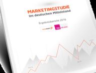 Größte Marketingstudie im technischen Mittelstand gibt Aufschluss über Marketingaktivitäten