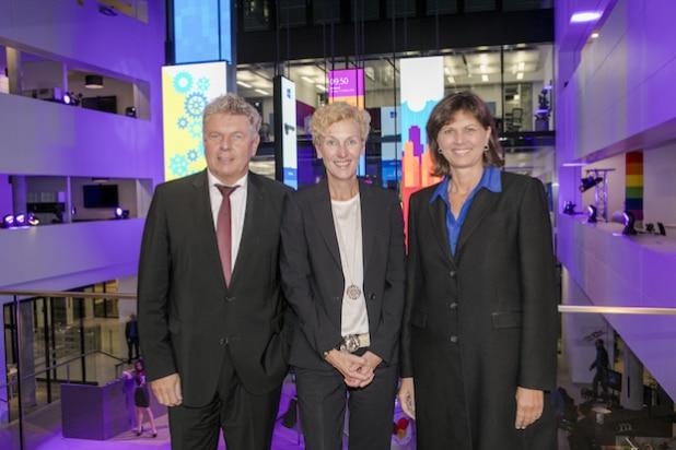 Microsoft eroeffnet neue Deutschland-Zentrale in München Schwabing - Quelle: Microsoft Deutschland GmbH