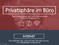 Privatsphäre im Büro – Wie viel Überwachung ist zu viel?