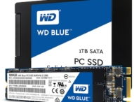 Western Digital stellt WD Blue und WD Green Solid State Drives vor
