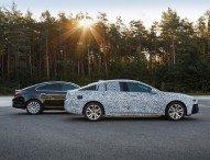Im finalen Entwicklungsstadium: Der neue Opel Insignia