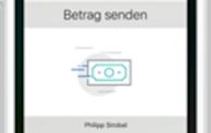 Mit Azimo weltweit Geld über Siri verschicken