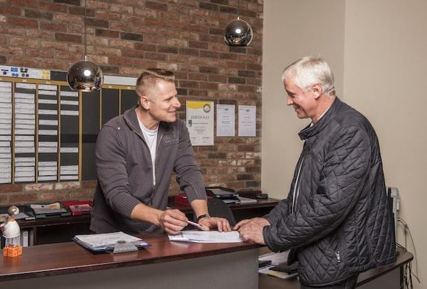 Photo of HUK-COBURG Schadenservice stellt Kunden voll zufrieden