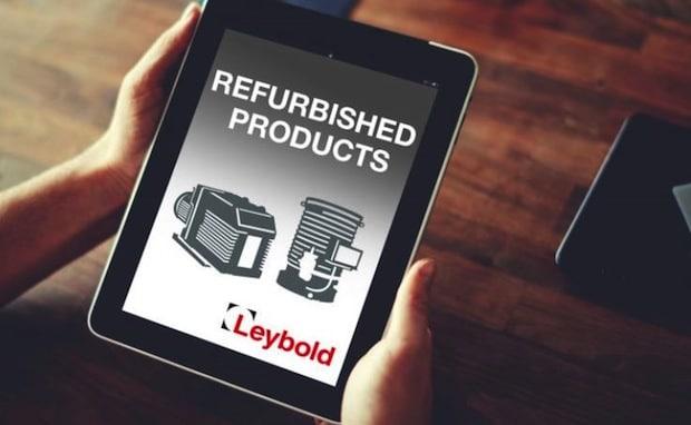 Bild von Neuer E-Shop von Leybold weltweit online