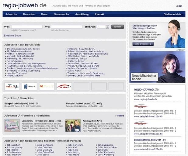 Quelle: Pieper Consulting GmbH/regio-jobweb.de