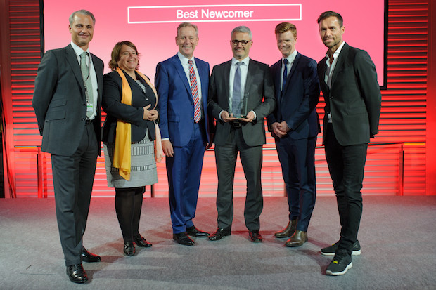 """Photo of Salzgitter AG als """"Best Newcomer Germany 2016""""  von CDP ausgezeichnet"""