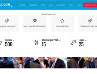 StartupCon Köln: Investoren mit Venture Capital in der Lanxess Arena