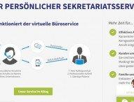 11880 Solutions AG startet mit Sekretariatsservice für Unternehmen: Jetzt das BackOffice bequem und günstig auslagern
