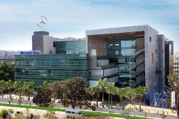 Photo of 20 Jahre Mercedes-Benz Forschung und Entwicklung in Indien