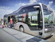 Internationaler Nachhaltigkeitspreis 2017:  Daimler Buses belegt Spitzenplatz