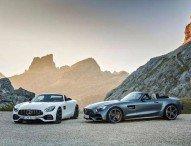 Verkaufsstart für drei AMG GT-Familienmitglieder