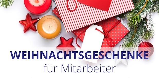 Photo of Kleine Geschenke vom Chef freuen Mitarbeiter in der Weihnachtszeit