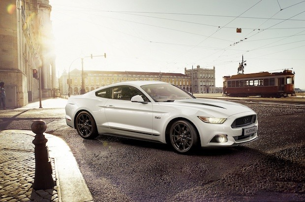 Photo of Ford Mustang Black Shadow Edition: Sondermodell mit Premium-Ausstattung