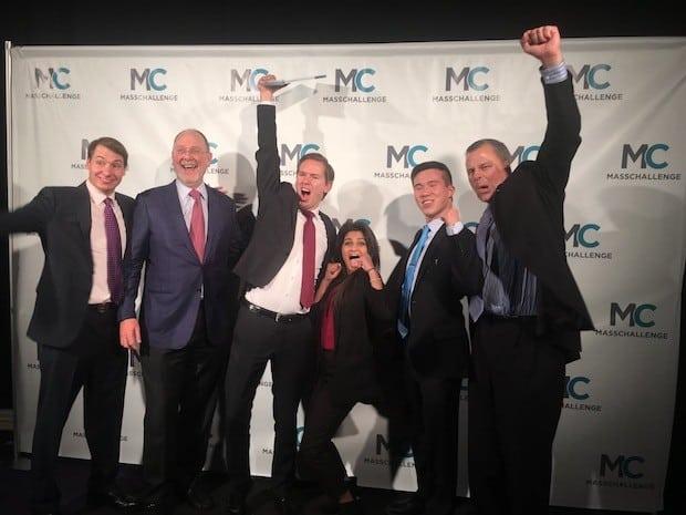 Bild von Adhesys Medical gewinnt Diamond Award bei MassChallenge Boston 2016