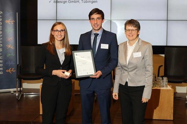 Photo of itdesign erhält Auszeichnung als familienfreundliches Unternehmen