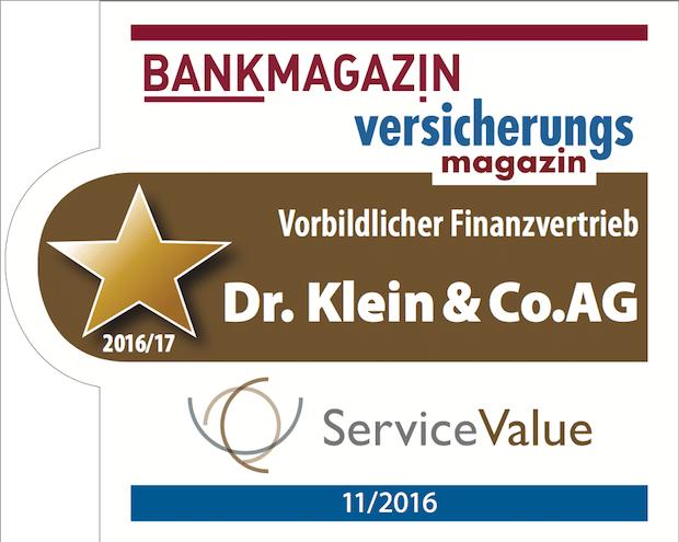 Photo of Vorbild für andere Finanzvertriebe: Dr. Klein