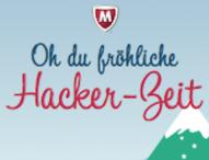 Hilfe, Cyberkriminelle unter dem Weihnachtsbaum!
