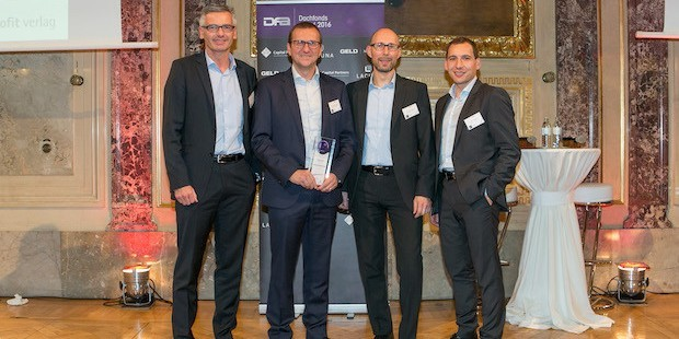 Zürcher Kantonalbank Österreich AG holt sich renommierte Dachfonds Awards