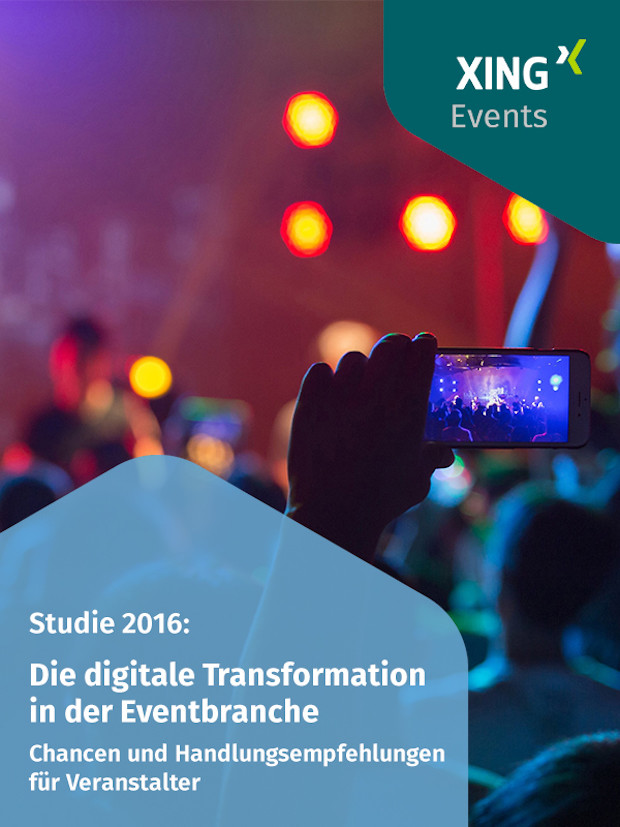 Bild von XING Events veröffentlicht seine erste Studie zur Digitalen Transformation in der Eventbranche