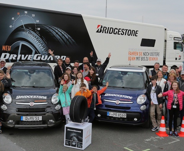 Photo of Bridgestone führt Werbeoffensive fort