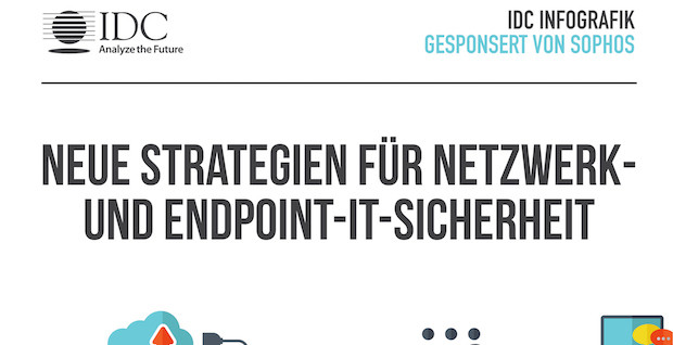 Bild von Neue Strategien für Netzwerk- und Endpoint-IT-Sicherheit