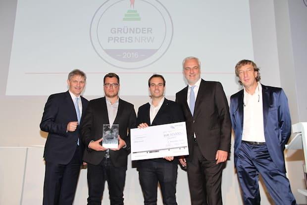 Photo of Bestes Startup des Landes: Gründerpreis NRW geht an Urlaubsguru.de und UNIQ GmbH aus Holzwickede