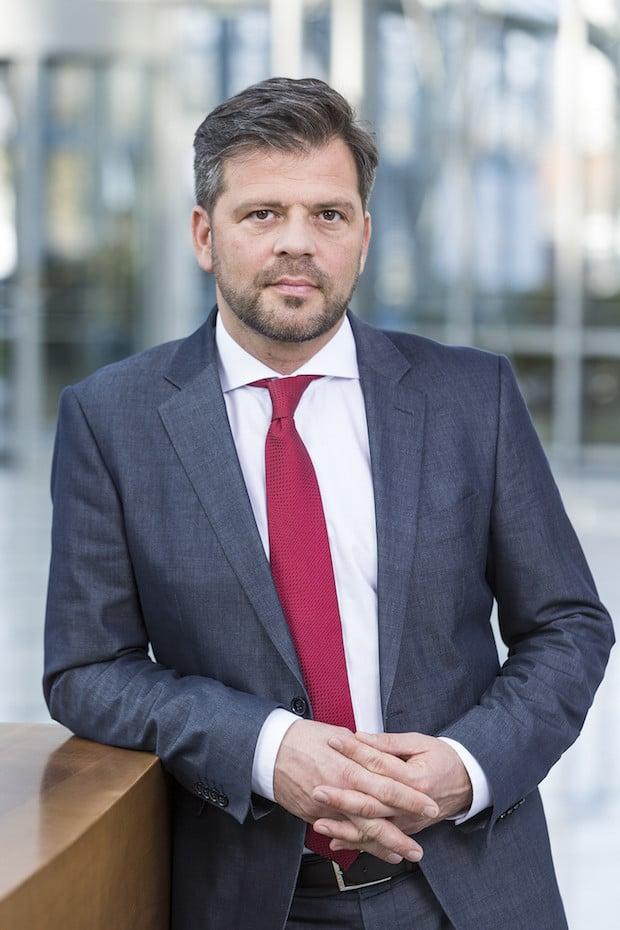 Bild von Christian Werner wird CEO der Logicalis Group in Deutschland