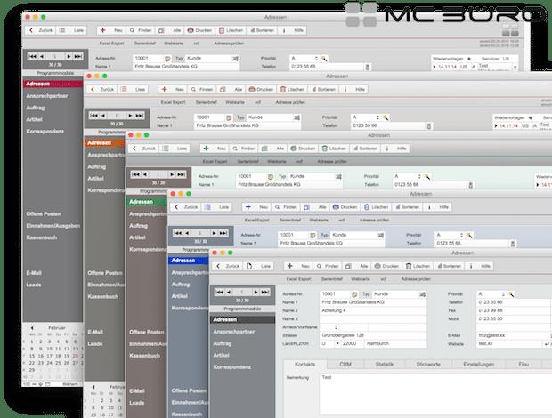 Photo of McBüro – neues Design und neue Module: Bürosoftware noch übersichtlicher und benutzerfreundlicher