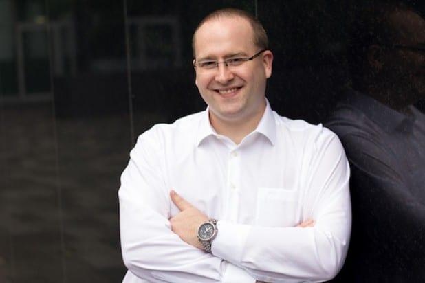 Michael Balser, Gründer und Geschäftsführer von gridscale