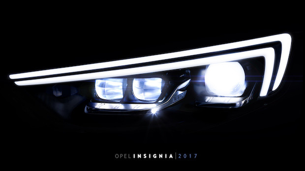 Bild von Neuer Opel Insignia: Mit dem IntelliLux LED® Matrix-Licht der nächsten Generation