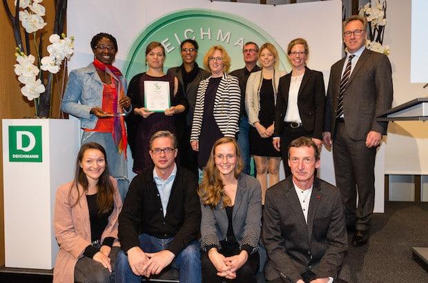 Bild von DEICHMANN-Förderpreis für Integration: Aktuell wie nie