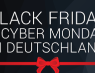 Rekord-Shopping: Black Friday und Cyber Monday knacken Milliardengrenze