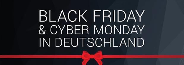 Bild von Rekord-Shopping: Black Friday und Cyber Monday knacken Milliardengrenze