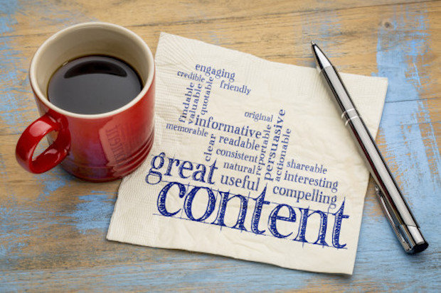 Bild von High Five: 5 Dinge, die Sie beachten müssen, wenn Sie guten Content erstellen möchten