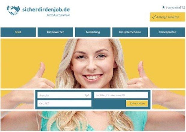Bild von Jetzt durchstarten mit sicherdirdenjob.de, dem neuen Stellenportal für die Region Bremen, Oldenburg, Hannover und Hamburg