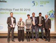 OnPage.org ist Preisträger des Technology Fast 50 Awards 2016