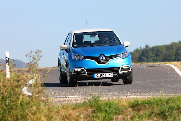 "Photo of Renault Captur ist ""TopPerformer 2016"""
