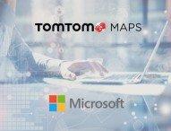 TomTom und Microsoft arbeitet zusammen, um standortbezogene Services auf Azure zu bringen