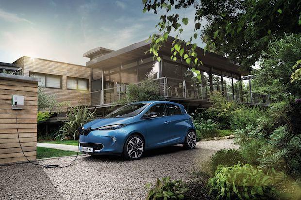 Bild von Renault ZOE elektrisiert die lit.COLOGNE