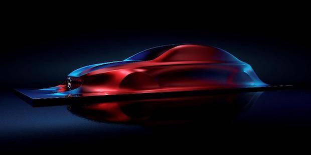 Bild von Mercedes-Benz entwickelt Designsprache konsequent weiter