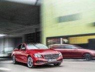 Mercedes-Benz setzt sich 2016 an die Spitze im Premiumsegment