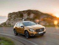 Der neue Mercedes-Benz GLA: Fitnesskur für kompakten SUV