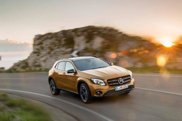 Photo of Der neue Mercedes-Benz GLA: Fitnesskur für kompakten SUV
