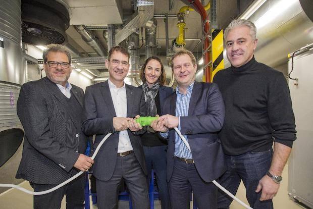 Photo of Mercedes-Benz Werk Hamburg nimmt neues Blockheizkraftwerk in Betrieb
