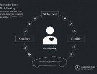 """Mercedes-Benz """"Fit & Healthy"""":  Komfort wird noch intelligenter"""