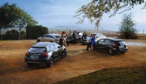 An der Spitze mit der Mercedes-Benz PEAK Edition