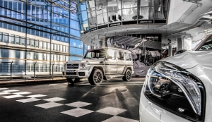 50 Jahre Erfolgsgeschichte Mercedes-AMG