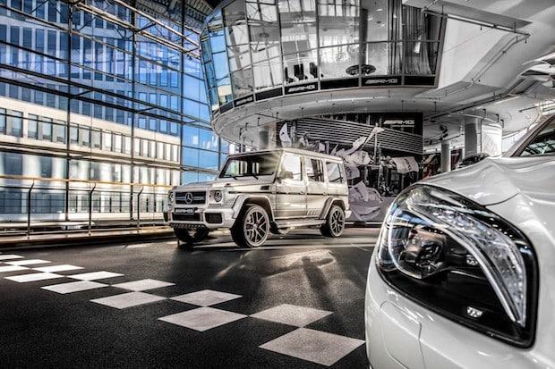 Photo of 50 Jahre Erfolgsgeschichte Mercedes-AMG